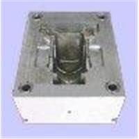 718H YK30 H13 Pre-treat DME Base Plastic Injection Mould for Childrens Rocking Chairs