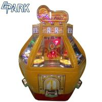 Quality Golden Fort Coin Operated Redemption Game Machine / Amusement Casino Machine for sale