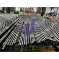 Cold Rolled / Cold Drawn Precision Steel Tubing ST35 ST45 ST52 Welded Steel Tube for sale