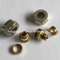 Buy Radiant PEX Compression Adapter , Radiant Compression Pex Assembly at wholesale prices