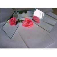 Quality Black Silver Mirror Glass Sheet 3mm 4mm 5mm 6mm Thickness For Decoration for sale