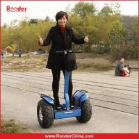 Quality Rooder 36V scooter factory price off road electric scooter with handle self leveling for sale
