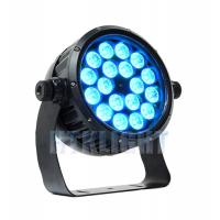 Quality RGBWA + UV 6 In1 18 X 12Watt LED Wall Washer Lights High Brightness for sale