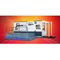 Quality Automatic Die Cutting And Creasing Machine / Cardboard Creasing Machine for sale