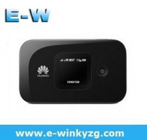 Quality New arrival Unlocked Huawei E5577 (E5577C) 4G LTE Cat4 Mobile Hotspot LTE FDD DL/UL 105/50 Mbps for sale