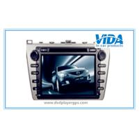 Quality 2015 NEW Two-din Car DVD Player for New Mazda 6 (Black&Silver) for sale