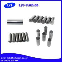 Quality Carbide rods with one straight hole for sale
