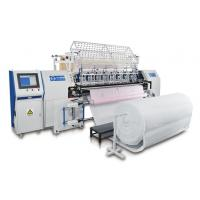 Quality Multi Needle Computerized Quilting System , Industrial Sewing Machine 80 Mm Thickness for sale