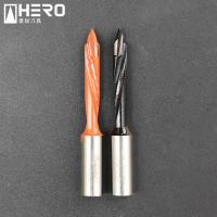 Quality High Precision Wood Drill Bits , Hole Cutter Drill Bit Hex Straight Shank Light Cutting for sale
