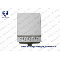 Quality Adjustable WiFi Mobile Phone Signal Jammer With Bulit - In Directional Antenna for sale