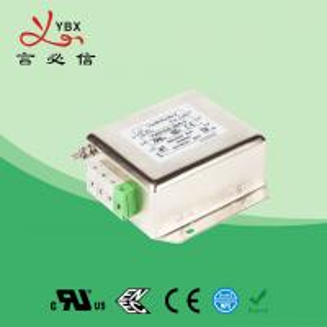 Quality Yanbixin 5KW PLC Converter EMI RFI Power Line Filter Environmental Temperature 40°C for sale