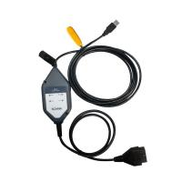 Quality Newest Scania VCI 2 SDP3 for Trucks and Buses Truck Diagnostic tool for sale