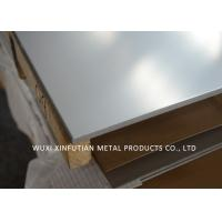 Buy cheap 444 Stainless Cold Rolled Steel Sheet Metal 1.2mm Thick For Hot Water Tank from wholesalers