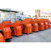 Quality High Capacity Stone Impact Crusher , Industrial Crushing Machine Double Rotor for sale