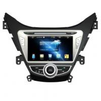 China Hyundai 7inch car Android DVD player for 2012 Elantra on sale