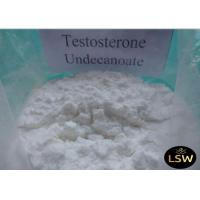 Quality Testosterone Anabolic Steroid Test Undecanoate CAS 5949-44-0 White Powder for sale