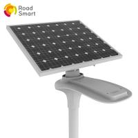 Quality Bridgelux Led Solar Lighting System Battery Powered With 50000hrs Lifespan for sale