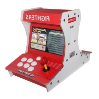 Quality 220V Back To Back Coin Operated Arcade Machines For Amusement for sale
