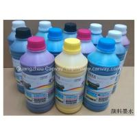 China Vivid Pigment Ink for Canon Inkjet Printer on sale