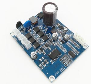Quality JUYI High Voltage BLDC Motor Controller 110V / 220V AC Input 77*60*28mm for sale