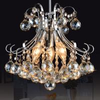 Quality Colonial metal crystal chandelier for indoor home lighting (WH-MI-69) for sale