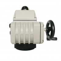 Quality DCL 110V On Off Quarter Turn Electric Actuator for sale
