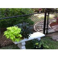 Quality Chain wire  fence protects and decorates garden and sports yard for sale