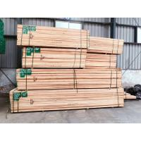 Quality Durable Okoume Sawn Kiln Dried Timber Moisture Resistant FSC Certified for sale