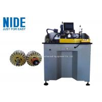 Quality 400KG Armature Commutator Turning Machine With Rotary Brushing Station for sale
