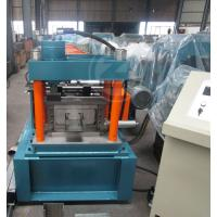 Quality ISO Automatic Cold Steel Strip Purlin Roll Forming Machine One Year Warranty for sale