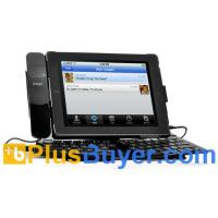 China Ipega - Foldable Bluetooth QWERTY Keyboard with Detachable Headset - For iPad2, New iPad on sale