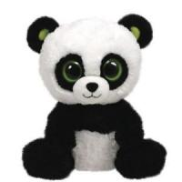 Quality Stuffed Plush Toys Stuffed Panda with Color Eye for sale