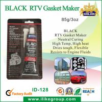 Quality Black Gasket Ge Silicone Sealant High Temperature For Vehicle Body for sale