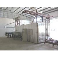 Quality 15 Cubic Meter Thermal Treatment Equipment Trolley / Rail Loading Long Life Span for sale