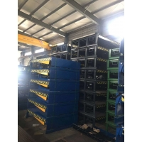 Quality Push Button Hydraulic Variable Speed Loading Dock Leveler for sale