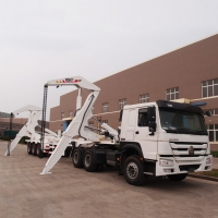 Quality 37 Ton Container Side Lifter Side Loader for sale