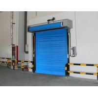 Quality Wind Resistance High Speed Freezer Door 0.5-1.5m/S Opening Close  Excellent Insulation for sale