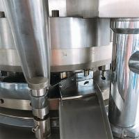 Quality Small Rotary Tablet Compression Machine , Milk Candy Pill Press Machine for sale