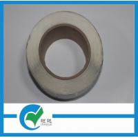 Quality OEM Waterproof Unprinted Matte Silver PP Custom Roll Labels for Electronic for sale