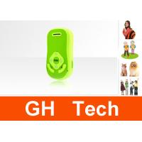 China Children mobile Cell Phone GPS Tracker Quad Band GPRS / GSM Tracking Device g-p200 kids tracker on sale