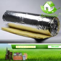 China glass wool insulation materials on sale
