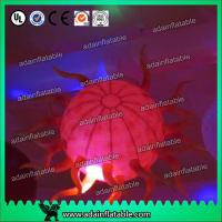 Quality Customized Event Decoration Inflatable Sun Replica Party Decoration for sale