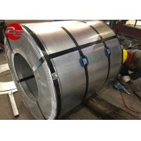 Quality DX51D Z275 Galvanized Steel Sheet Roll / Cold Rolled Galvanized Sheet Coil for sale
