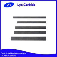 Quality Hard Alloy Sintered Grinding Long Tungsten Carbide Strips for sale