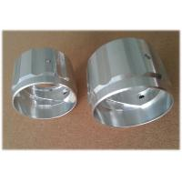 China CNC Aluminium Parts for Aerospace RF Connector Telecommunication , Multi-axis Milling and Turning wholesale