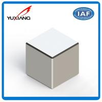China 10*10*10mm Powerful Neodymium Permanent Magnets N52 Eco Friendly Materials on sale