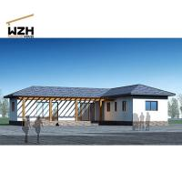 Quality Prefab Light Steel Villa House for sale