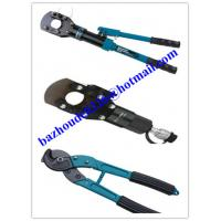 Quality often sale Cable cutter with ratchet system,Cable scissors good in China for sale