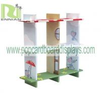 High Printing Quality  Furniture Cardboard Display For Kids Toy