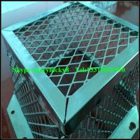 Quality expanded metal baskets for sale